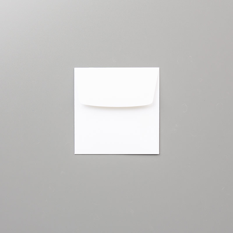 "Whisper White 3"" x 3"" (7.6 x 7.6 cm) Envelopes"