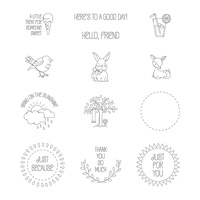 Stampin Up Product 145873