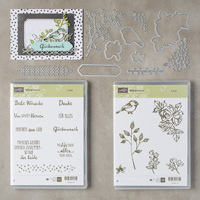 DeMame, Stampin'Up!, SU