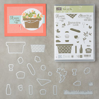 Picnic with You Photopolymer Bundle