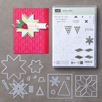 Létoffe de Noël Photopolymer Bundle (French)