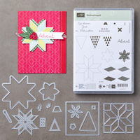Weihnachtsquilt Photopolymer Bundle (German)