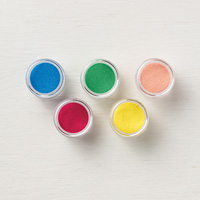 In Colour embossing powders