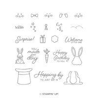 best bunny stampin up