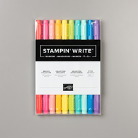 write marker-stampin up