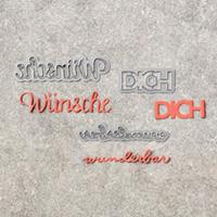 Wunderbar Thinlits Dies (German)