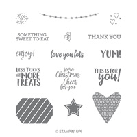 Stampin Up Product 147858