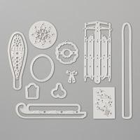 kachelkunst-embossing folder orientalisch