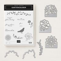 gartenzauber stampin up