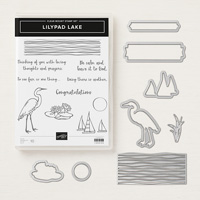 Lilypad Lake bundle - save 10%
