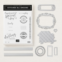 Stitched All Around bundle (save 10%)
