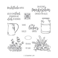 Stampin Up Product 148435