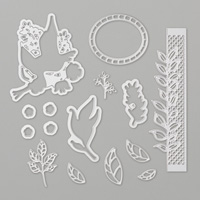 bluetenromantik stampin up