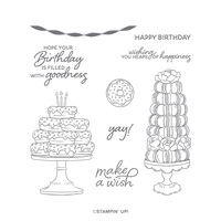 birthday goodness stampin up