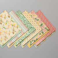 designerpapier maerchenhaftes mosaik-stampin up