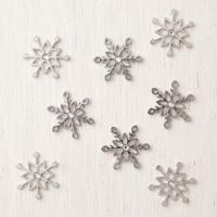Snowflake Trinkets