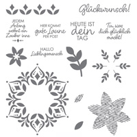 glueck per post stampin up