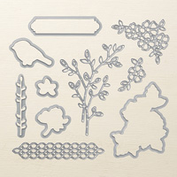 Petals & More Thinlits Dies