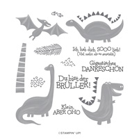 stempelst dufte dinos stampin up