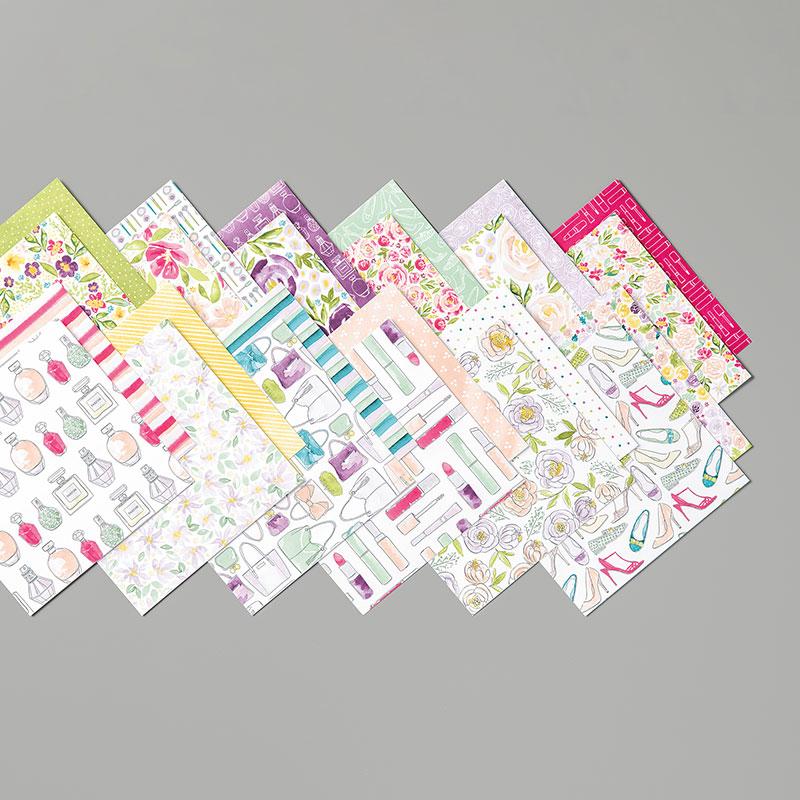 Designerpapier *Mit Stil und Klasse*