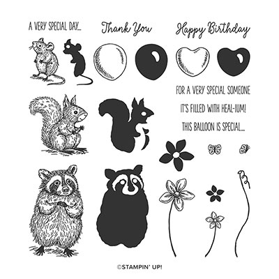 Stampin Up Product 151643