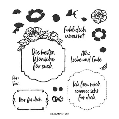 Stampin Up Product 152755