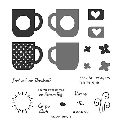 Stampin Up Product 152780
