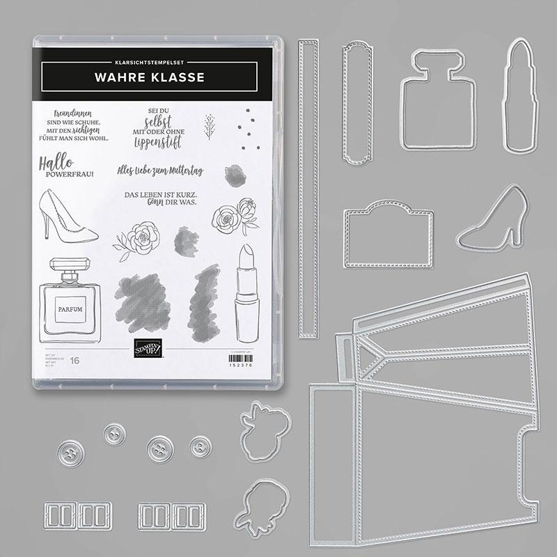 Produktpaket *Wahre Klasse*