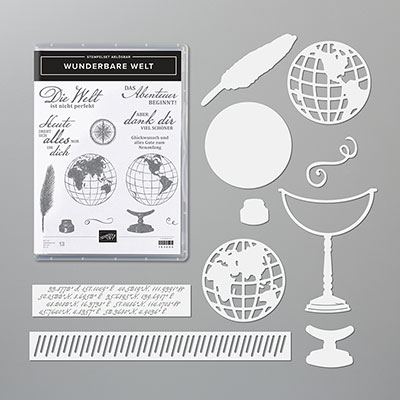 Stampin Up Product 154093