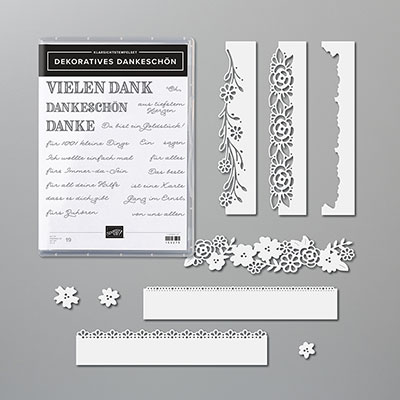 Stampin Up Product 154117