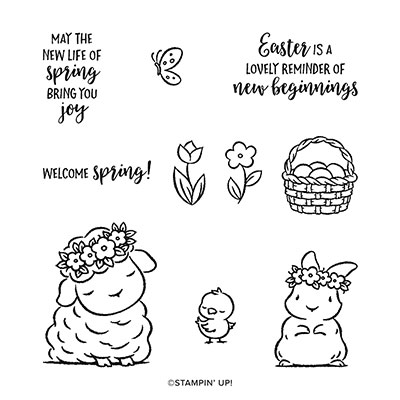 Stampin Up Product 154403